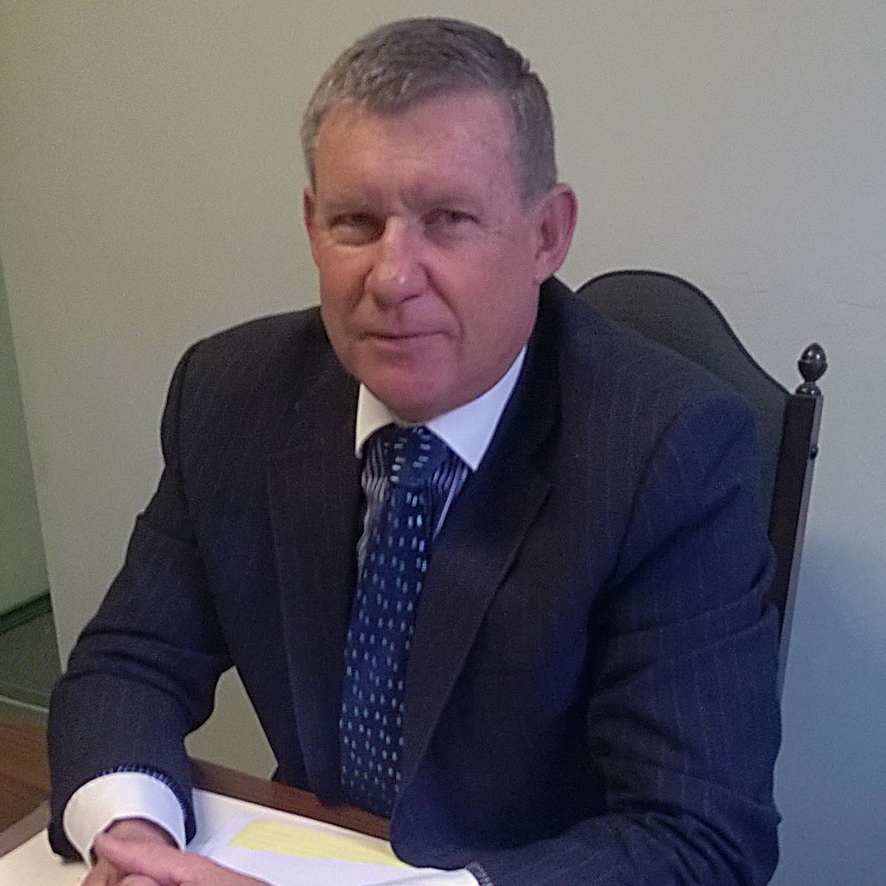 Wayne Thom is the principal of Webb Thom & Associates Solicitors